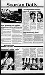 Spartan Daily, April 21, 1980 by San Jose State University, School of Journalism and Mass Communications