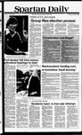 Spartan Daily, April 28, 1980 by San Jose State University, School of Journalism and Mass Communications