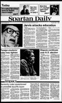 Spartan Daily, May 1, 1980 by San Jose State University, School of Journalism and Mass Communications