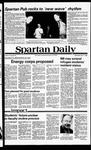 Spartan Daily, May 7, 1980 by San Jose State University, School of Journalism and Mass Communications
