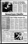 Spartan Daily, May 14, 1980 by San Jose State University, School of Journalism and Mass Communications