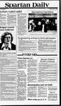 Spartan Daily, May 16, 1980