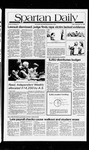 Spartan Daily, September 19, 1980 by San Jose State University, School of Journalism and Mass Communications