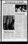 Spartan Daily, September 26, 1980 by San Jose State University, School of Journalism and Mass Communications