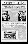 Spartan Daily, October 6, 1980 by San Jose State University, School of Journalism and Mass Communications