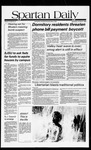 Spartan Daily, October 8, 1980 by San Jose State University, School of Journalism and Mass Communications