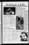 Spartan Daily, October 13, 1980 by San Jose State University, School of Journalism and Mass Communications