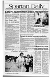 Spartan Daily, October 15, 1980 by San Jose State University, School of Journalism and Mass Communications