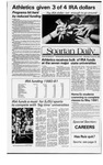 Spartan Daily, October 22, 1980 by San Jose State University, School of Journalism and Mass Communications