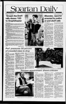 Spartan Daily, October 24, 1980 by San Jose State University, School of Journalism and Mass Communications