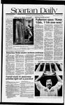 Spartan Daily, October 27, 1980 by San Jose State University, School of Journalism and Mass Communications