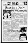 Spartan Daily, October 31, 1980 by San Jose State University, School of Journalism and Mass Communications