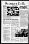 Spartan Daily, November 3, 1980 by San Jose State University, School of Journalism and Mass Communications