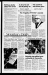 Spartan Daily, November 4, 1980 by San Jose State University, School of Journalism and Mass Communications