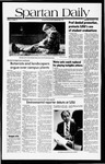 Spartan Daily, November 5, 1980 by San Jose State University, School of Journalism and Mass Communications