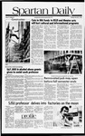 Spartan Daily, November 6, 1980 by San Jose State University, School of Journalism and Mass Communications