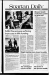 Spartan Daily, November 19, 1980 by San Jose State University, School of Journalism and Mass Communications