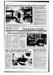 Spartan Daily, November 26, 1980 by San Jose State University, School of Journalism and Mass Communications