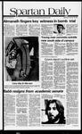 Spartan Daily, February 18, 1981