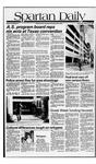 Spartan Daily, February 25, 1981