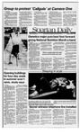 Spartan Daily, March 3, 1981