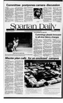 Spartan Daily, March 10, 1981