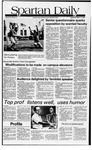 Spartan Daily, March 11, 1981