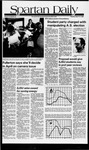 Spartan Daily, March 12, 1981