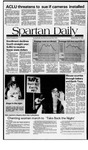 Spartan Daily, March 16, 1981