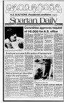 Spartan Daily, March 25, 1981