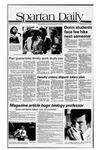 Spartan Daily, March 27, 1981