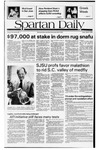Spartan Daily, April 3, 1981