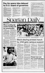 Spartan Daily, April 7, 1981