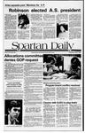 Spartan Daily, April 8, 1981