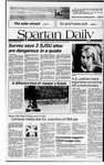 Spartan Daily, April 22, 1981