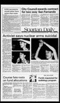 Spartan Daily, April 23, 1981