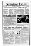 Spartan Daily, April 24, 1981