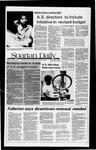 Spartan Daily, May 1, 1981