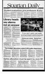 Spartan Daily, May 4, 1981