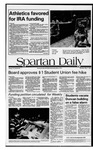 Spartan Daily, May 7, 1981 by San Jose State University, School of Journalism and Mass Communications