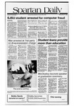 Spartan Daily, May 11, 1981 by San Jose State University, School of Journalism and Mass Communications