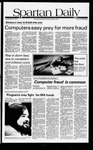 Spartan Daily, May 12, 1981 by San Jose State University, School of Journalism and Mass Communications