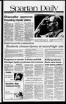 Spartan Daily, May 13, 1981 by San Jose State University, School of Journalism and Mass Communications