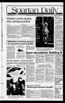 Spartan Daily, August 31, 1981 by San Jose State University, School of Journalism and Mass Communications