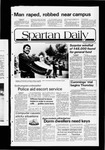 Spartan Daily, September 9, 1981 by San Jose State University, School of Journalism and Mass Communications