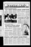Spartan Daily, September 11, 1981 by San Jose State University, School of Journalism and Mass Communications
