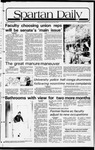 Spartan Daily, September 14, 1981 by San Jose State University, School of Journalism and Mass Communications