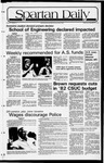 Spartan Daily, September 16, 1981 by San Jose State University, School of Journalism and Mass Communications