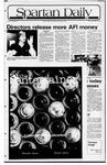 Spartan Daily, September 18, 1981