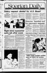 Spartan Daily, September 21, 1981